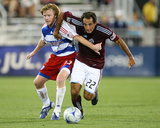 Jul 11, 2009, FC Dallas vs Colorado Rapids - Nick LaBrocca Photographic Print by Bart Young