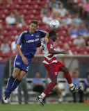 Aug 1, 2009, Kansas City Wizards vs FC Dallas - Matt Besler Photographic Print by Rick Yeatts