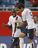 2007 CONCACAF Gold Cup: Jun 12, USA vs El Salvador - Benny Feilhaber Photo by Jim Rogash