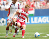 Apr 29, 2007, New England Revolution vs FC Dallas - Dax McCarty Photographic Print by Rick Yeatts