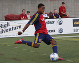 Jun 18, 2008, San Jose Earth Quakes vs Real Salt Lake - Robbie Findley Photo by Melissa Majchrzak