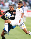 Jun 14, 2008, Los Angeles Galaxy vs San Jose Earthquakes - Sean Johnson Photo by Sara Wolfram