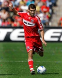Apr 20, 2008, Kansas City Wizards vs Chicago Fire - Gonzalo Segares Photo by Brian Kersey