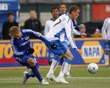 Apr 5, 2009, San Jose Earthquakes vs Kansas City Wizards - Cam Weaver Photographic Print by Scott Pribyl