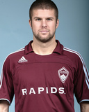 2007 Colorado Rapids Head Shots - Chris Wingert Photographic Print by Garrett W. Ellwood