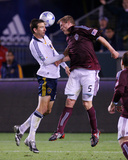 2009 U.S. Open Cup: Apr 7, Colorado Rapids vs Los Angeles Galaxy - Ty Harden Photographic Print by Robert Mora