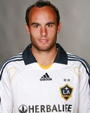 Feb 12, 2008, Los Angeles Galaxy Headshots - Landon Donovan Photographic Print by Robert Mora