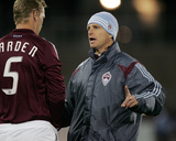 Mar 28, 2009, Kansas City Wizards vs Colorado Rapids - Ty Harden Photo by Bart Young