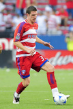 Jun 13, 2009, Houston Dynamo vs FC Dallas - Kenny Cooper Photographic Print by Rick Yeatts