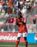 May 12, 2007, Chicago Fire vs Toronto FC - Maurice Edu Photo by Paul Giamou