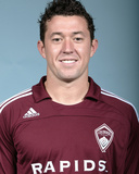 2007 Colorado Rapids Head Shots - Dan Gargan Photographic Print by Garrett W. Ellwood