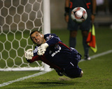 Aug 5, 2009, Chicago Fire vs Tigres UANL - Jon Busch Photo by Brian Kersey