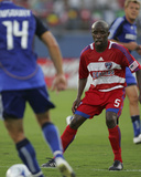 Aug 1, 2009, Kansas City Wizards vs FC Dallas - Jair Benitez Photographic Print by Rick Yeatts