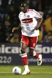Apr 29, 2009, Club America vs Chicago Fire - Bakary Soumare Photo by Brian Kersey