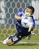 Apr 26, 2007, FC Dallas - Real Salt Lake - Nick Rimando Photographic Print by George Frey