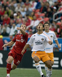 Sep 27, 2008, Houston Dynamo vs Toronto FC - Patrick Ianni Photographic Print by Paul Giamou