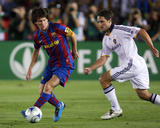 Aug 1, 2009, FC Barcelona vs Los Angeles Galaxy - Todd Dunivant Photo by Robert Mora