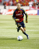 Apr 2, 2009, Columbus Crew vs Real Salt Lake - Chris Wingert Photographic Print by Melissa Majchrzak