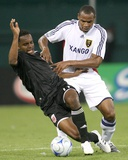 Apr 26, 2008, Real Salt Lake vs D.C. United - Jamison Olave Photo by Tony Quinn