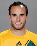 2007 Los Angeles Galaxy Headshots - Landon Donovan Photo by Robert Mora