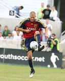 May 16, 2009, Kansas City Wizards vs Real Salt Lake - Chris Wingert Photo by Melissa Majchrzak