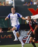 Jul 11, 2008, Atlas A.C. vs Kansas City Wizards - Tyson Wahl Photographic Print by Scott Pribyl