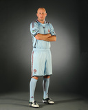 Feb 7, 2009, Colorado Rapids - Conor Casey Photographic Print by Garrett Ellwood