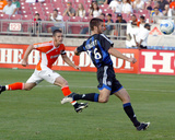 Apr 2, 2006, Colorado Rapids vs Houston Dynamo - Chris Wingert Photographic Print by Bob Levey