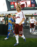 Jul 9, 2008, UANL Tigres vs Colorado Rapids - Stephen Keel Photographic Print by Garrett Ellwood