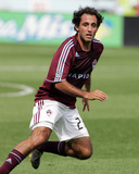 Aug 9, 2008, Toronto FC vs Colorado Rapids - Nick LaBrocca Photographic Print by Bart Young