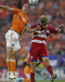 Jun 13, 2009, Houston Dynamo vs FC Dallas - Cam Weaver Photo by Rick Yeatts