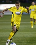 Nov 1, 2008, Columbus Crew vs Kansas City Wizards - Robbie Rogers Photographic Print by Scott Pribyl