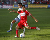 Aug 23, 2009, Colorado Rapids vs Chicago Fire - Marco Pappa Photo by Brian Kersey
