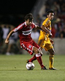 Aug 5, 2009, Chicago Fire vs Tigres UANL - Baggio Husidic Photo by Brian Kersey