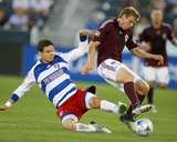 Jul 11, 2009, FC Dallas vs Colorado Rapids - Jacob Peterson Photographic Print by Bart Young