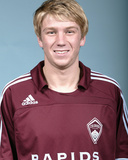 2007 Colorado Rapids Head Shots - Jacob Peterson Photographic Print by Garrett W. Ellwood