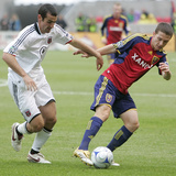 Apr 11, 2009, D.C. United vs Real Salt Lake - Andrew Jacobson Photographic Print by George Frey