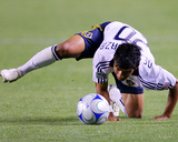 2009 U.S. Open Cup: Apr 7, Colorado Rapids vs Los Angeles Galaxy - AJ DeLaGarza Photographic Print by Robert Mora