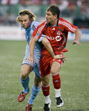 Jun 14, 2008, Colorado Rapids vs Toronto FC - Stephen Keel Photographic Print by Paul Giamou