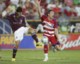 Jul 19, 2008, Colorado Rapids vs FC Dallas - Kenny Cooper Photographic Print by Rick Yeatts