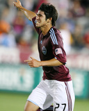 Jul 11, 2009, FC Dallas vs Colorado Rapids - Kosuke Kimura Photographic Print by Bart Young