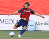 Jun 18, 2008, San Jose Earth Quakes vs Real Salt Lake - Kyle Beckerman Photographic Print by Melissa Majchrzak