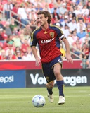 May 16, 2009, Kansas City Wizards vs Real Salt Lake - Kyle Beckerman Photo by Melissa Majchrzak