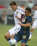 Apr 13, 2007, Club America vs Real Salt Lake - David Horst Photographic Print by George Frey