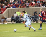 Oct 24, 2009, Colorado Rapids vs Real Salt Lake - Mehdi Ballouchy Photo by Melissa Majchrzak