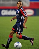 May 16, 2009, Colorado Rapids vs New England Revolution - Kevin Alston Photo by Keith Nordstrom