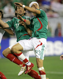 Feb 7, 2007, International Friendly - United States vs Mexico - Adolfo Bautista Photo by Gene Lower