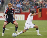 May 29, 2008, D.C. United vs New England Revolution - Jeff Larentowicz Photographic Print by Martin Morales