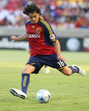 Jun 27, 2009, Toronto FC vs Real Salt Lake - Fabian Espindola Photo by Melissa Majchrzak