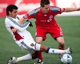 Oct 17, 2009, Real Salt Lake vs Toronto FC - Sam Cronin Photo by Paul Giamou